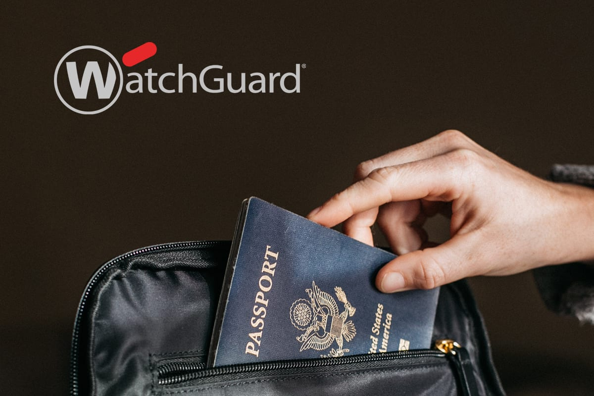 Sicher im Home Office mit WatchGuard Passport