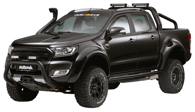delta4x4 Offroad Tuning Ford Ranger