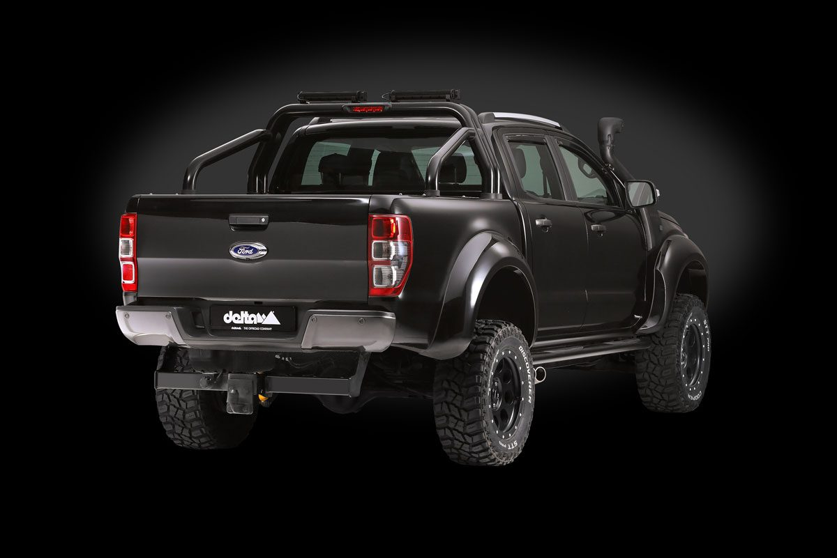 Offroad Tuning Ford Ranger - delta4x4