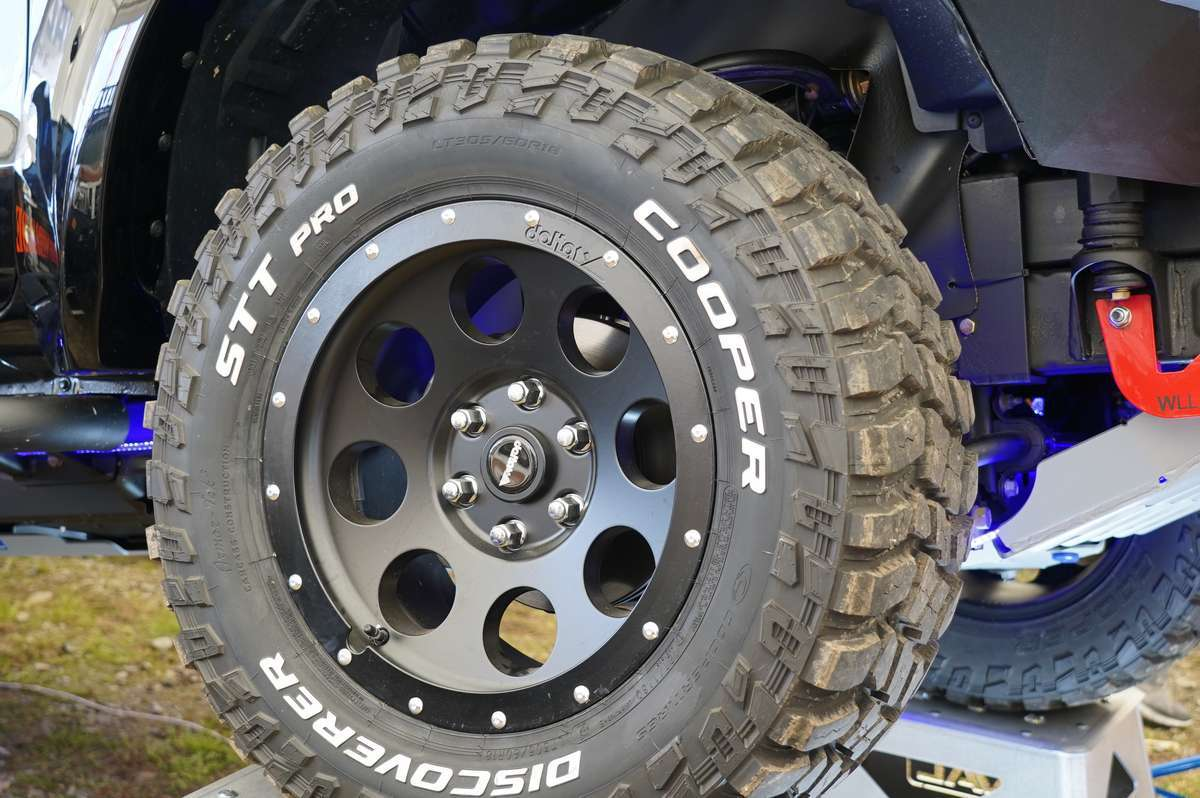 Cooper Tire - Kooperationspartner von delta4x4