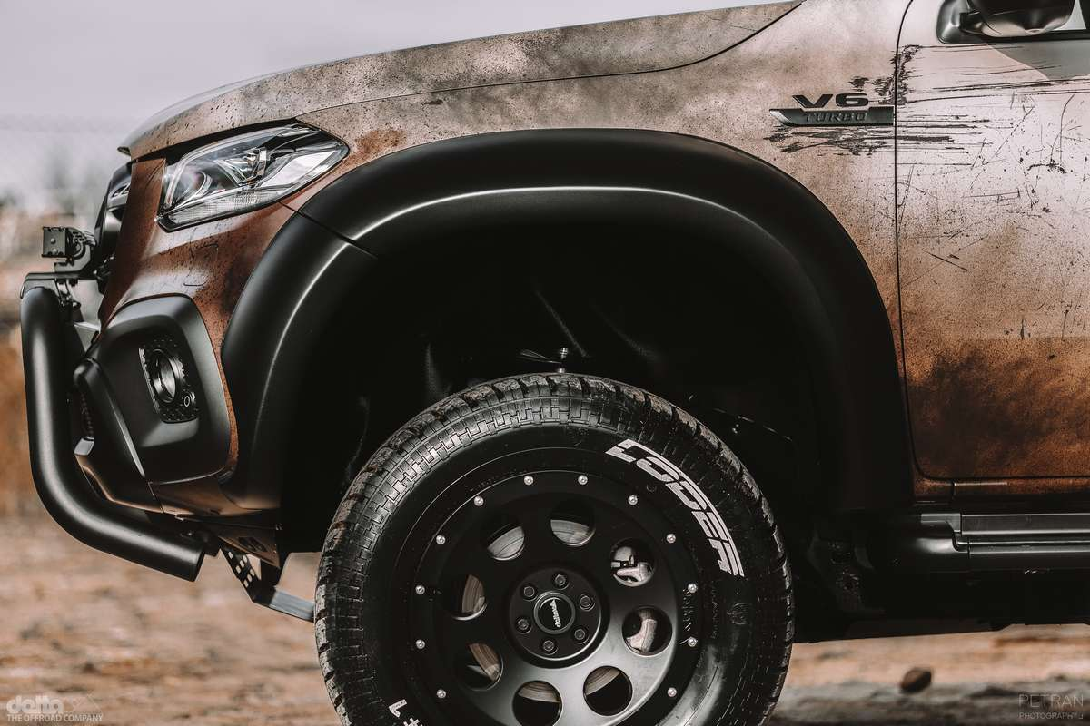 Loder Tire by delta4x4 Offroad Tuning