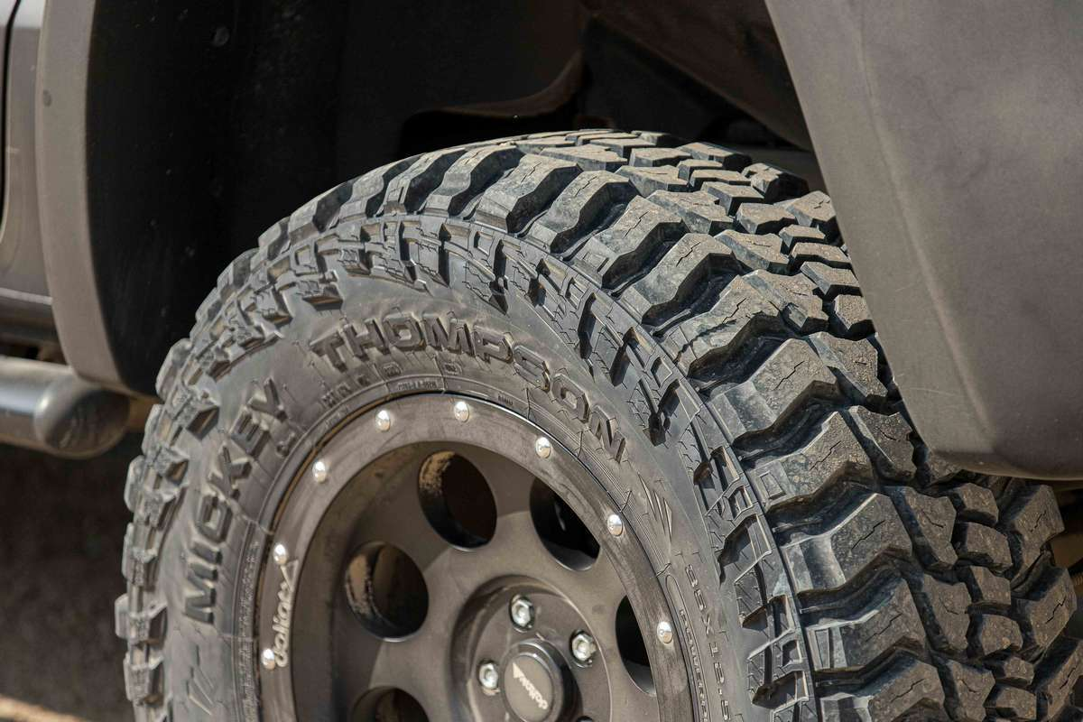 Mickey Thompson von delta4x4 Offroad Tuning