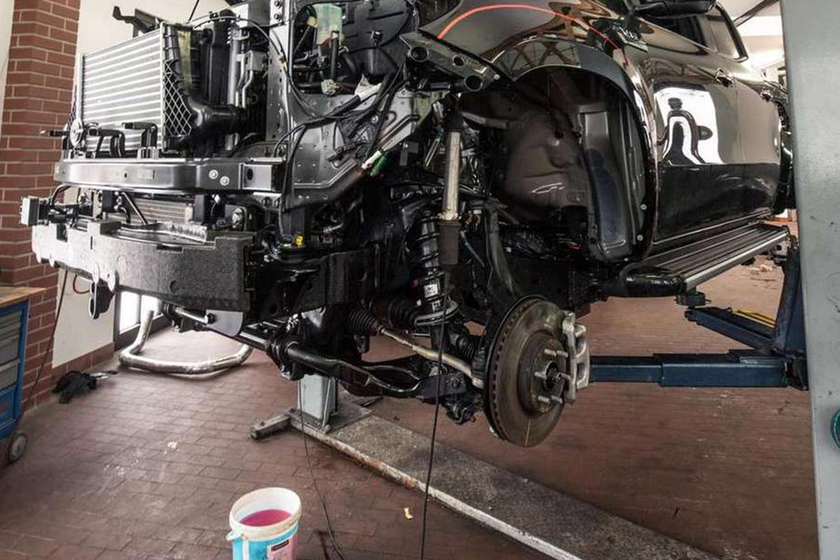 Quality of delta4x4 Offroad Tuning