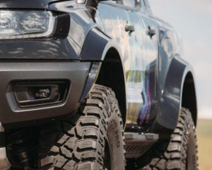 140 mm Body Lift Kit